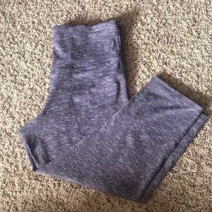 Champion Capri leggings, large